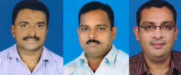 എംഎന് മുജീബ് റഹ്മാന് (പ്രസിഡന്റ്), ഇസ്മായില് റാഹത്ത്( ജനറല് സെക്രട്ടറി), സിദ്ദിഖ് ദുബായ് ഹോള്ഡ് (ട്രഷറര്)