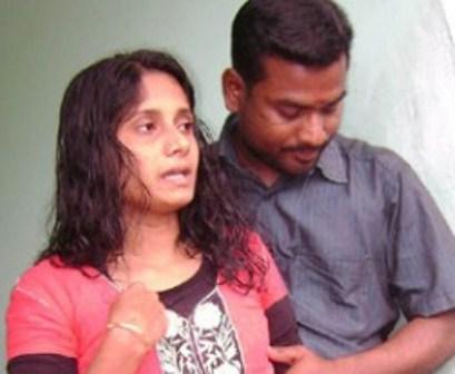 remya and hus