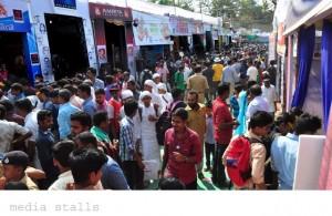 മധുര നഗരത്തിലെ കലോത്സവകാഴ്ചകള്