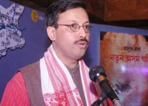 ബിജെപി ഐടി സെല് സ്ഥാപകന് പ്രദ്യുത് ബോറ രാജിവെച്ചു