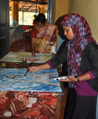painting camp pandikkad (2)