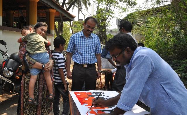# painting camp pandikkad (3)