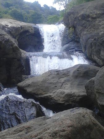Kozhippara Waterfalls 1