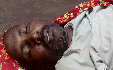 death man tanur train accident