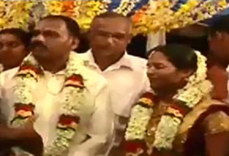pk-jayalakshmi wedding