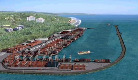 Vizhinjam-port-master-plan