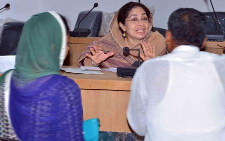 vanitha commission sitting