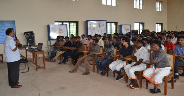 Training to Traffic offenders on 24-7-2015