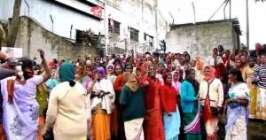 ഹാരിസണ് പ്ലാന്റേഷനിലെ തൊഴിലാളികള് നടത്തുന്ന സമരം രണ്ടാംഘട്ടത്തിലേക്ക്