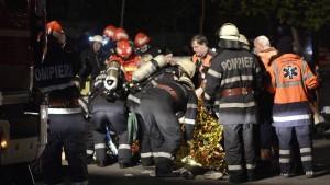 റൊമാനിയയില് നിശാക്ലബ്ബില് തീപിടുത്തത്തില് 27 മരണം