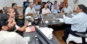 ജില്ലയിലെ 105 വാര്ഡുകളില് ഇന്ന് റീ പോളിങ്