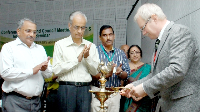 University-Dr.Karol Marthold inaugurates International Botany Seminar-1