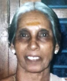 തള്ളശ്ശേരി കല്ല്യാണി(74) നിര്യാതയായി