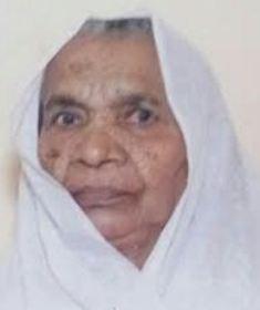 കതീജകുട്ടി(75) നിര്യാതയായി