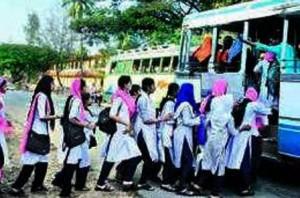 ജില്ലയില് വിദ്യാര്ത്ഥികളുടെ യാത്രാ ദുരതത്തിന് പരിഹാരമാകുന്നു