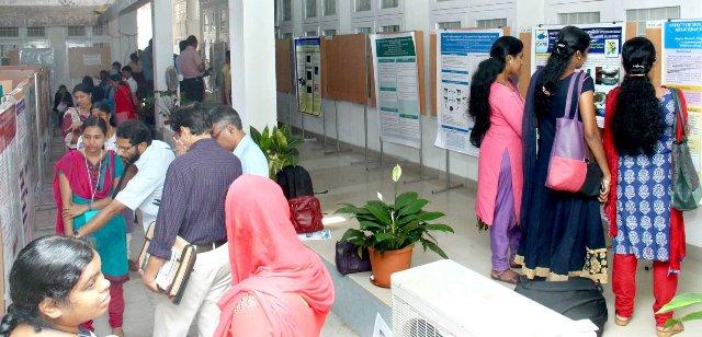 28th Kerala Science Congress - Poster Exhibition-2