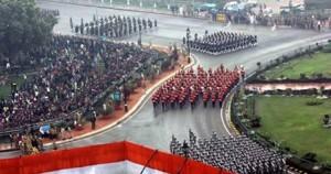 രാജ്യം 67 ാം റിപ്പബ്ലിക് ദിനം ആഘോഷിച്ചു
