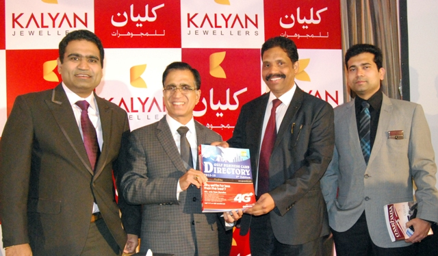 directory 2015 presented to mr ts kalyanaraman chairman and managing director kalyan jewellers