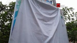 തവനൂര് മണ്ഡലം: അനധികൃത തെരഞ്ഞെടുപ്പ് പ്രചാരണ സാമഗ്രികള് നീക്കം ചെയ്തു