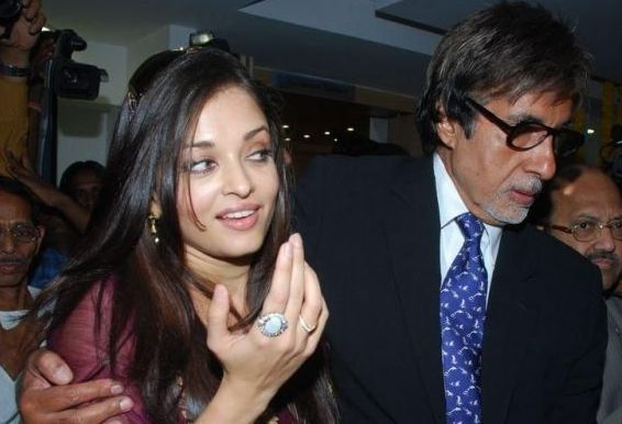 Amitabh Bachchan-Aishwarya Rai