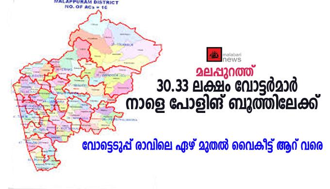 malappuram vote