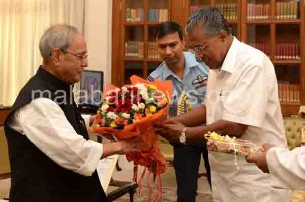 pinarayi and pranab copy
