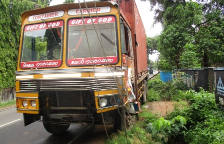 parappananagdi accident