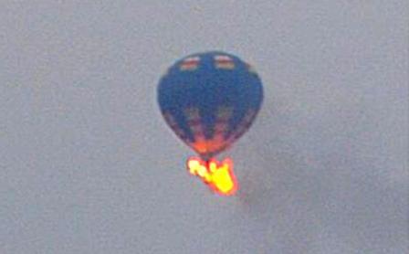balloonfire