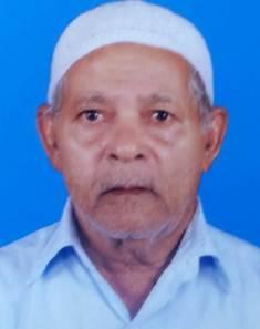 മനരിക്കൽ അബദുസലാം ഹാജി( 86 ) നിര്യാതനായി