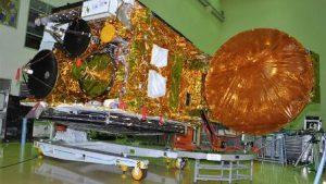വാര്ത്താ വിനിമയ ഉപഗ്രഹം ജിസാറ്റ്-17 വിജയകരമായി വിക്ഷേപിച്ചു