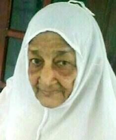 നീലിമാവുങ്ങൽ കദിയമ്മുക്കുട്ടി (85) നിര്യാതയായി