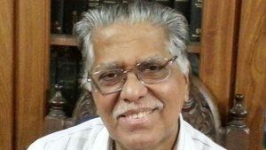 എം കെ ദാമോദരന് അന്തരിച്ചു