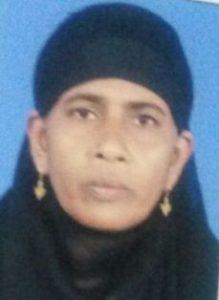 റംല (53) നിര്യാതയായി