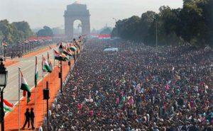 രാജ്യം 69 ാം റിപ്പബ്ലിക്ക് ദിനം ആഘോഷിക്കുന്നു