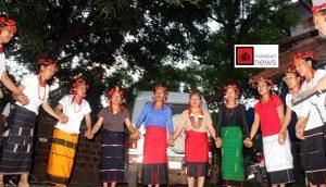 മിലൻ ദേശീയോത്സവം: പ്രചരണവുമായി നാഗാലാൻഡ് സംഘം