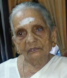 ആലിങ്ങല് അമ്മു(87)നിര്യാതയായി