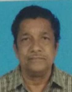 ചെറിയപറമ്പത്ത് കൃഷ്ണന്കുട്ടി(75)നിര്യാതനായി