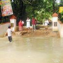 ദുരിതാശ്വാസ ക്യാമ്പൊരുക്കി കാളിക്കാവ് ക്ഷേത്രം
