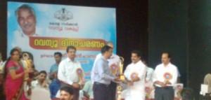 ഡോ.ജെ.ഒ. അരുണ് മികച്ച ഡെപ്യൂട്ടി കലക്ടര്