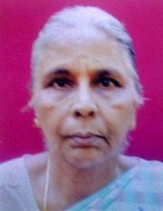 നെച്ചിക്കാട്ട് കല്യാണി(84) നിര്യാതയായി