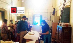 തിരൂരങ്ങാടി താലൂക്ക് ഓഫീസില് അവധി ദിനം ശുചീകരണ ദിനമായി ആചരിച്ചു