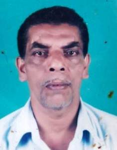 മൊയ്തീൻ കുട്ടി (70 ) നിര്യാതനായി.