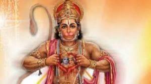ഹനുമാന് ജാട്ട് വിഭാഗത്തില് പെട്ടതാണെന്ന് യുപി മന്ത്രി