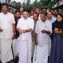 ആലിങ്ങല് -മംഗലം -കൂട്ടായി കടവ് റോഡ് ഉദ്ഘാടനം ചെയ്തു