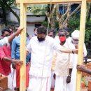 താനൂര് ഒട്ടും പുറത്ത് മത്സ്യത്തൊഴിലാളികള്ക്കായി ഫിഷറീസ് വകുപ്പിന്റെ 21 സ്നേഹഭവനങ്ങള് ഒരുങ്ങുന്നു
